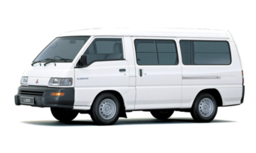 Mitsubishi L300 Raamroosters