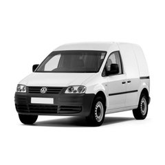 Volkswagen Caddy Raamroosters 2003-2010
