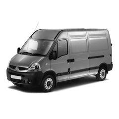 Renault Master Raamroosters 2005-2010