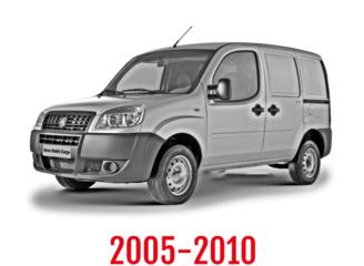 Fiat Doblo Schuifdeurbeveiliging 2005-2010