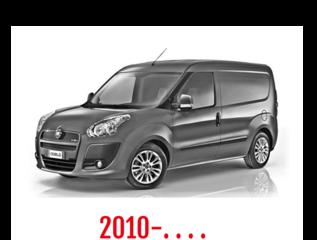 Fiat Doblo Schuifdeurbeveiliging 2010-. . . .