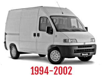 Fiat Ducato Schuifdeurbeveiliging 1994-2002