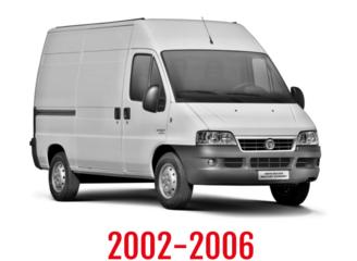 Fiat Ducato Schuifdeurbeveiliging 2002-2006