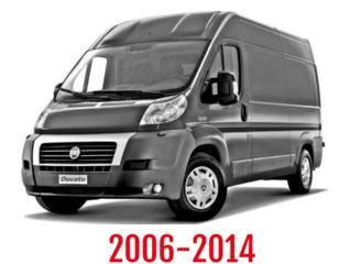 Fiat Ducato Schuifdeurbeveiliging 2006-2014