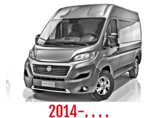 Fiat Ducato Schuifdeurbeveiliging 2014-. . . .