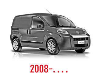 Fiat Fiorino Schuifdeurbeveiliging 2008-. . . .
