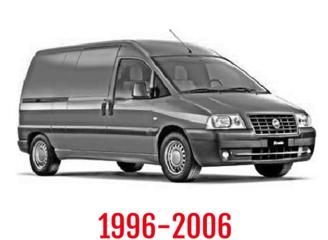 Fiat Scudo Schuifdeurbeveiliging 1996-2006
