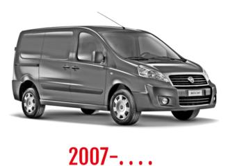 Fiat Scudo Schuifdeurbeveiliging 2007-. . . .