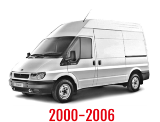 Ford Transit Schuifdeurbeveiliging 2000-2006