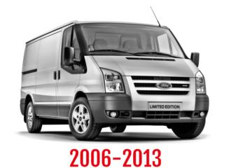 Ford Transit Schuifdeurbeveiliging 2006-2013