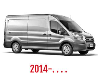 Ford Transit Schuifdeurbeveiliging 2014-. . . .