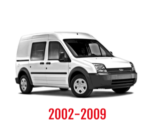 Ford Transit Connect Schuifdeurbeveiliging 2002-2009