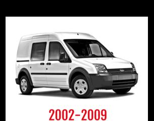 Ford Transit Connect Schuifdeurbeveiliging 2002-2009