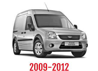 Ford Transit Connect Schuifdeurbeveiliging 2009-2012