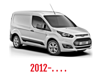 Ford Transit Connect Schuifdeurbeveiliging 2012-. . . .