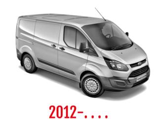 Ford Transit Custom Schuifdeurbeveiliging 2012-. . . .
