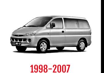 Hyundai H200 Schuifdeurbeveiliging 1998-2007