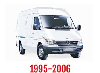 Mercedes Sprinter Schuifdeurbeveiliging 1995-2006