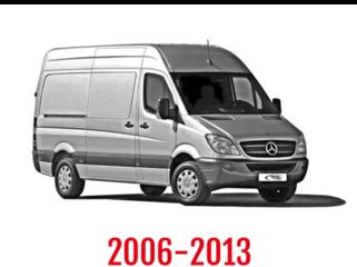 Mercedes Sprinter Schuifdeurbeveiliging 2006-2013