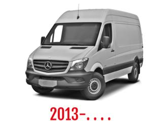 Mercedes Sprinter Schuifdeurbeveiliging 2013-. . . .