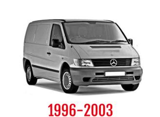 Mercedes Vito Schuifdeurbeveiliging 1996-2003