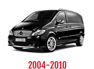 Mercedes Vito Schuifdeurbeveiliging 2004-2011