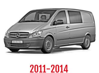 Mercedes Vito Schuifdeurbeveiliging 2011-2014