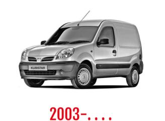 Nissan Kubistar Schuifdeurbeveiliging 2003-. . . .