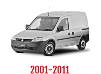 Opel Combo Schuifdeurbeveiliging 2001-2011