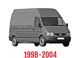 Opel Movano Schuifdeurbeveiliging 1998-2004