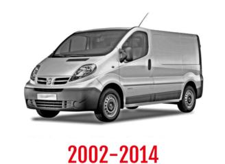 Opel Vivaro Schuifdeurbeveiliging 2002-2014