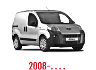 Peugeot Bipper Schuifdeurbeveiliging 2008-. . . .