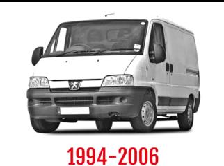 Peugeot Boxer Schuifdeurbeveiliging 1994-2006