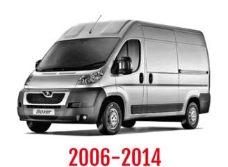 Peugeot Boxer Schuifdeurbeveiliging 2006-2014