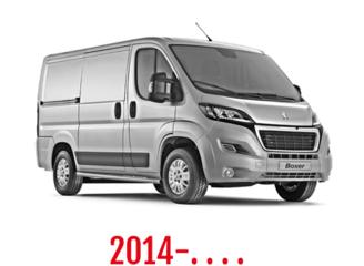 Peugeot Boxer Schuifdeurbeveiliging 2014-. . . .