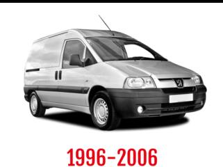 Peugeot Expert Schuifdeurbeveiliging 1996-2006