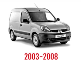 Renault Kangoo Schuifdeurbeveiliging 2003-2008