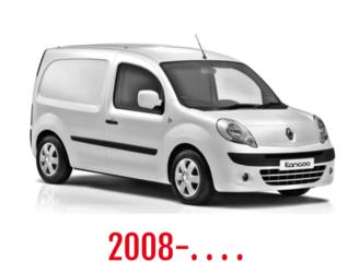 Renault Kangoo Schuifdeurbeveiliging 2008-. . . .