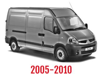 Renault Master Schuifdeurbeveiliging 2005-2010