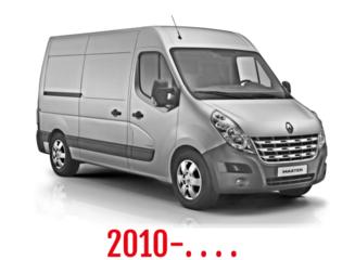 Renault Master Schuifdeurbeveiliging 2010-. . . .