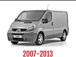 Renault Traffic Schuifdeurbeveiliging 2007-2013
