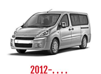 Toyota ProAce Schuifdeurbeveiliging 2012-. . . .