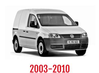 Volkswagen Caddy Schuifdeurbeveiliging 2003-2010
