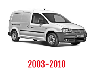 Volkswagen Caddy Maxi Schuifdeurbeveiliging 2003-2010