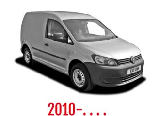 Volkswagen Caddy Schuifdeurbeveiliging 2010-. . . .