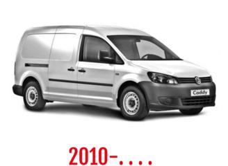 Volkswagen Caddy Maxi Schuifdeurbeveiliging 2010-. . . .