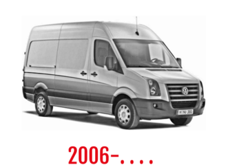 Volkswagen Crafter Schuifdeurbeveiliging 2006-. . . .