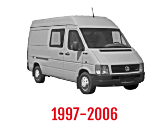 Volkswagen LT Schuifdeurbeveiliging 1997-2006
