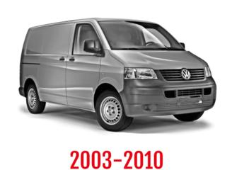 Volkswagen Transporter Schuifdeurbeveiliging 2003-2010
