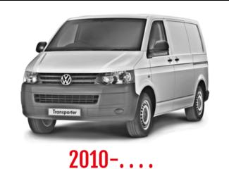 Volkswagen Transporter Schuifdeurbeveiliging 2010-. . . .